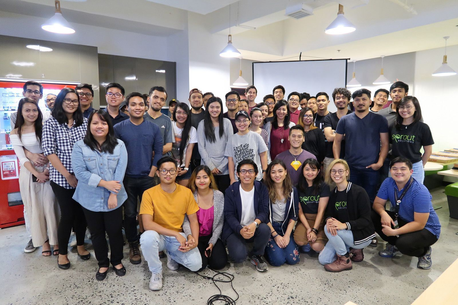 A photo from a meetup in Manilla.